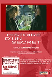 History of a Secret Poster