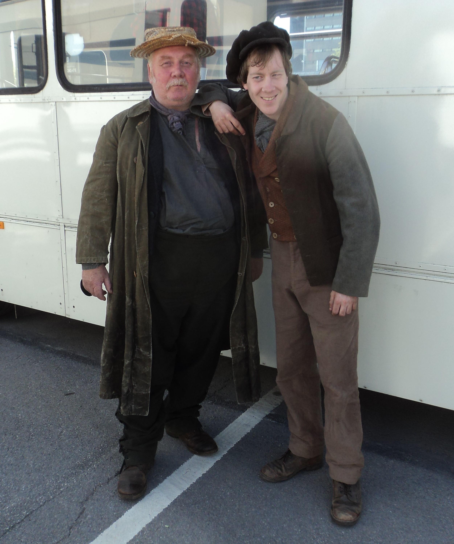 Houdini and Doyle (2016)