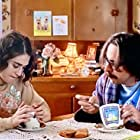 Lizzy Caplan and Martin Starr in The Toll Road (2019)
