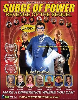 Where to stream Surge of Power: Revenge of the Sequel