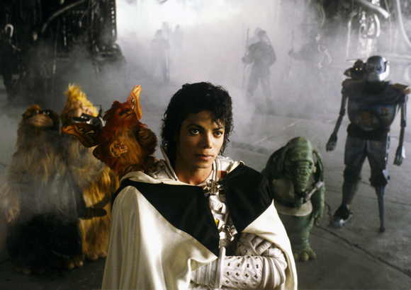 Michael Jackson in Captain EO (1986)