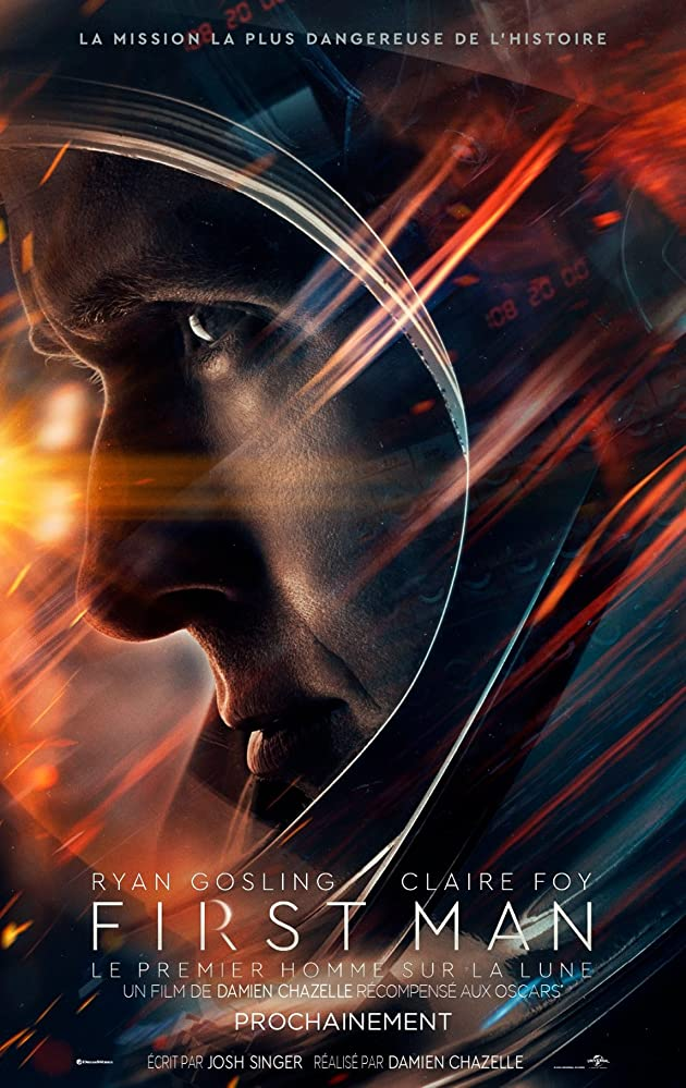 First Man (2018) IMAX – Bluray – 1080p 10bit – Dual Audio – DD5.1 -[Hindi + English] x265 – MSubs – TombDoc