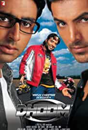 Dhoom | 2GB | 1080p | 2004 | Hindi | Dvdrip