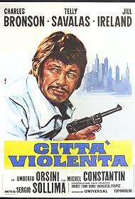 Charles Bronson in Città violenta (1970)