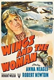 Wings and the Woman Poster