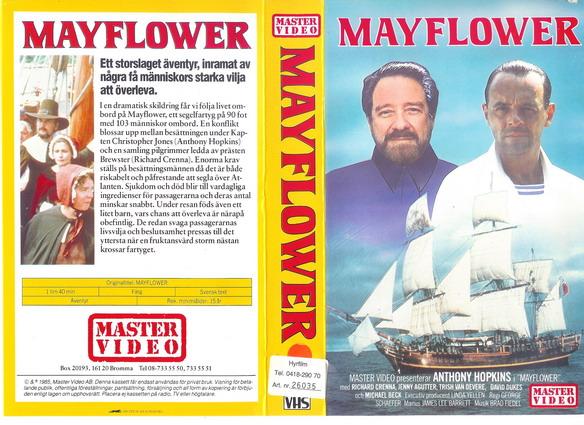 Mayflower: The Pilgrims' Adventure (1979)