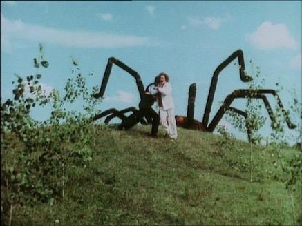 Image result for giant spider invasion barbara hale images