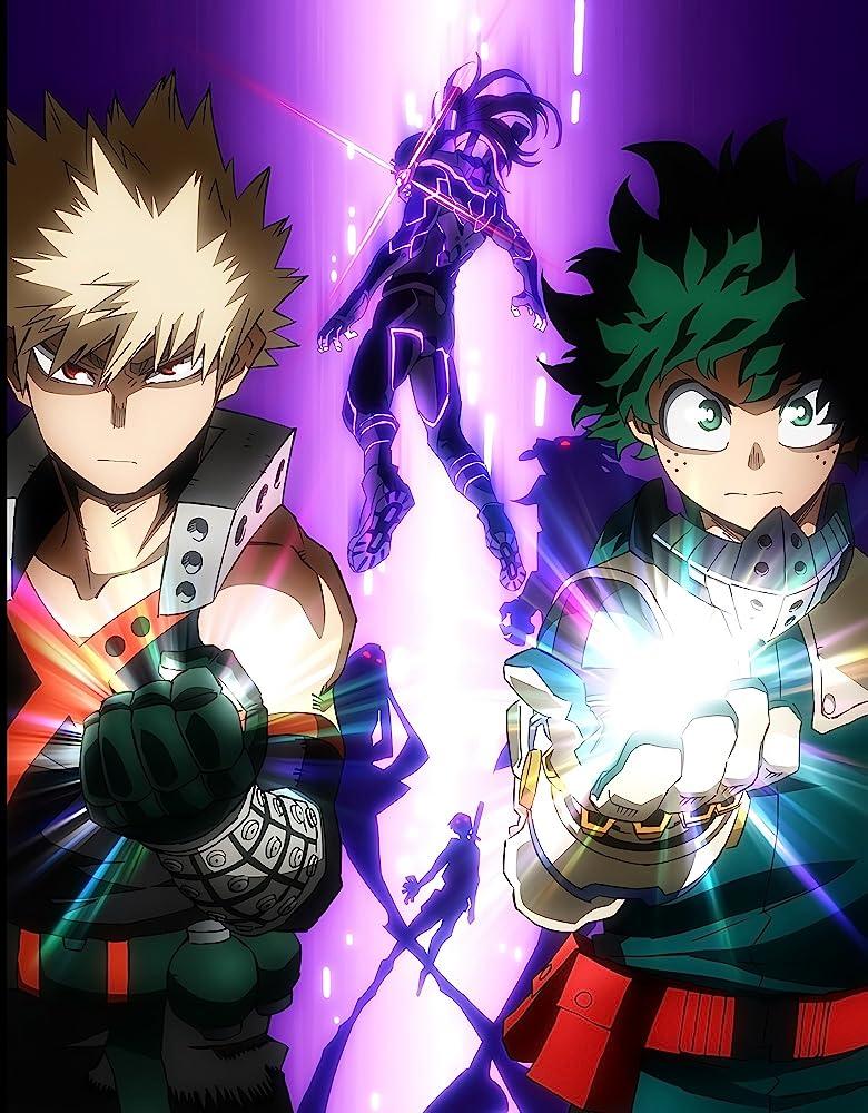My Hero Academia: Heroes Rising (2020) Japanese 720p Web-DL ESubs Download