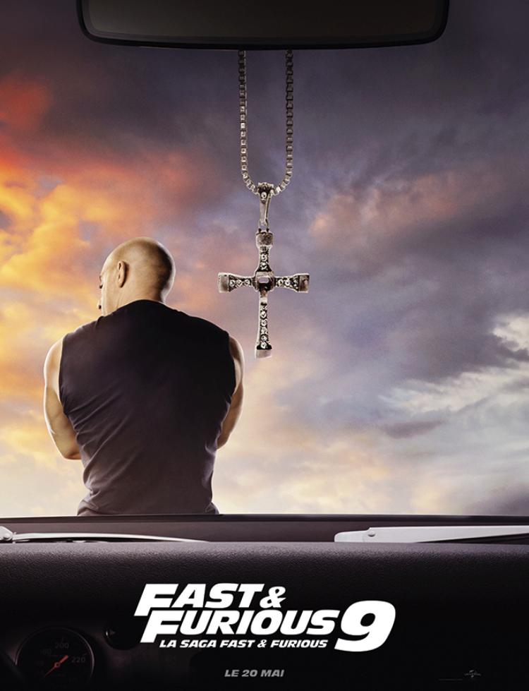 Vin Diesel in F9 (2021)