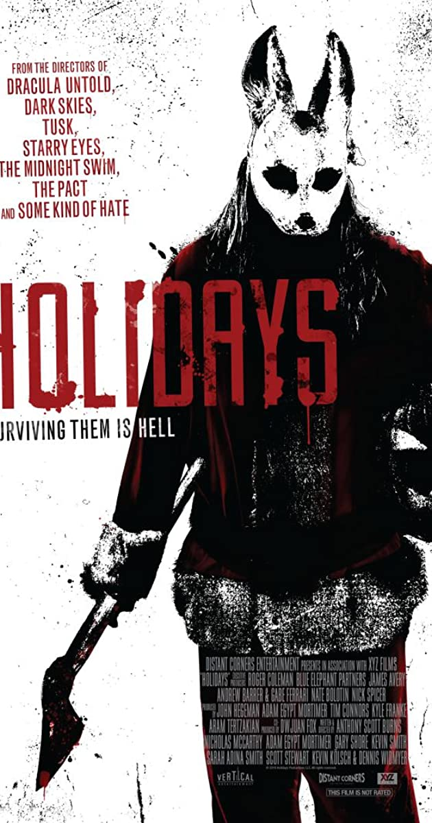 Subtitle of Holidays