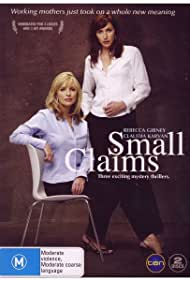 Rebecca Gibney and Claudia Karvan in Small Claims (2004)