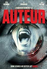 Auteur(2014) Poster - Movie Forum, Cast, Reviews