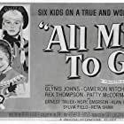 Glynis Johns, Patty McCormack, Cameron Mitchell, and Rex Thompson in All Mine to Give (1957)