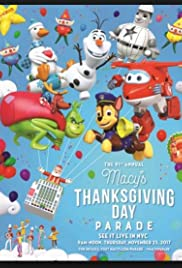 91st Macy's Thanksgiving Day Parade Poster