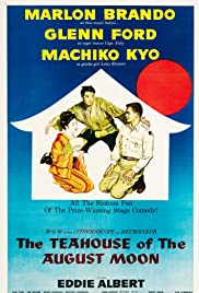The Teahouse of the August Moon (1956) Poster - Movie Forum, Cast, Reviews