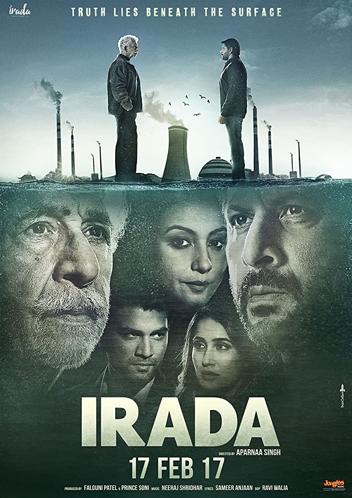 Irada 2017 Hindi 720p HDRip 700MB ESubs Download