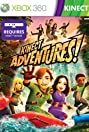 Kinect Adventures! (2010) Poster