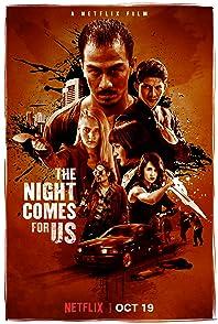 The Night Comes for Usค่ำคืนแห่งการไล่ล่า