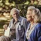 Bruce Dern and Caroline Silhol in Remember Me (2019)