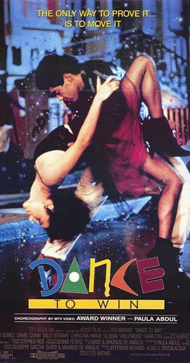 Dance academy movie 1988