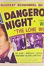 One Dangerous Night (1943) Poster