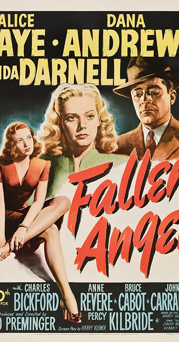 rather the fallen angel imdb