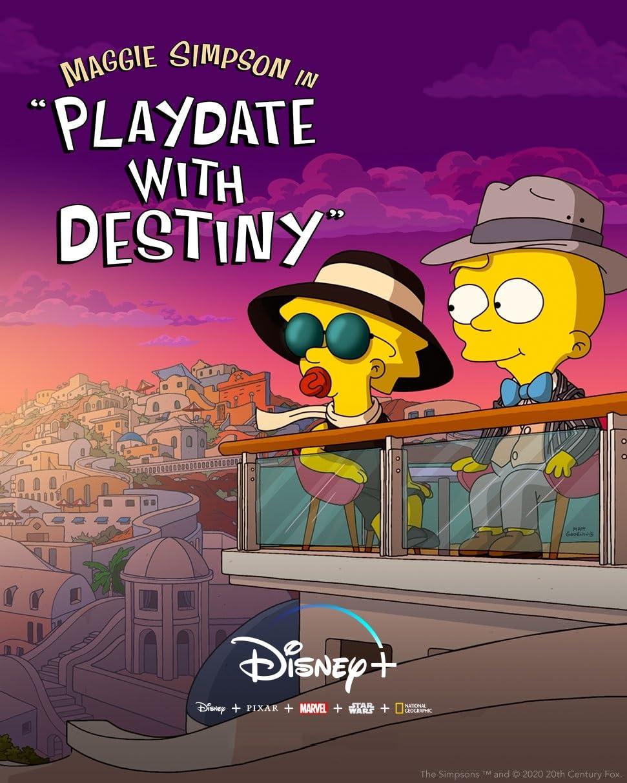 Playdate with Destiny (2020)