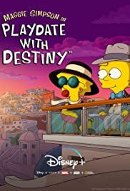 Playdate with Destiny Poster
