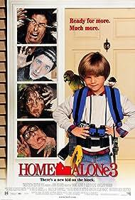 Rya Kihlstedt, Darren T. Knaus, Olek Krupa, Alex D. Linz, David Thornton, and Lenny von Dohlen in Home Alone 3 (1997)
