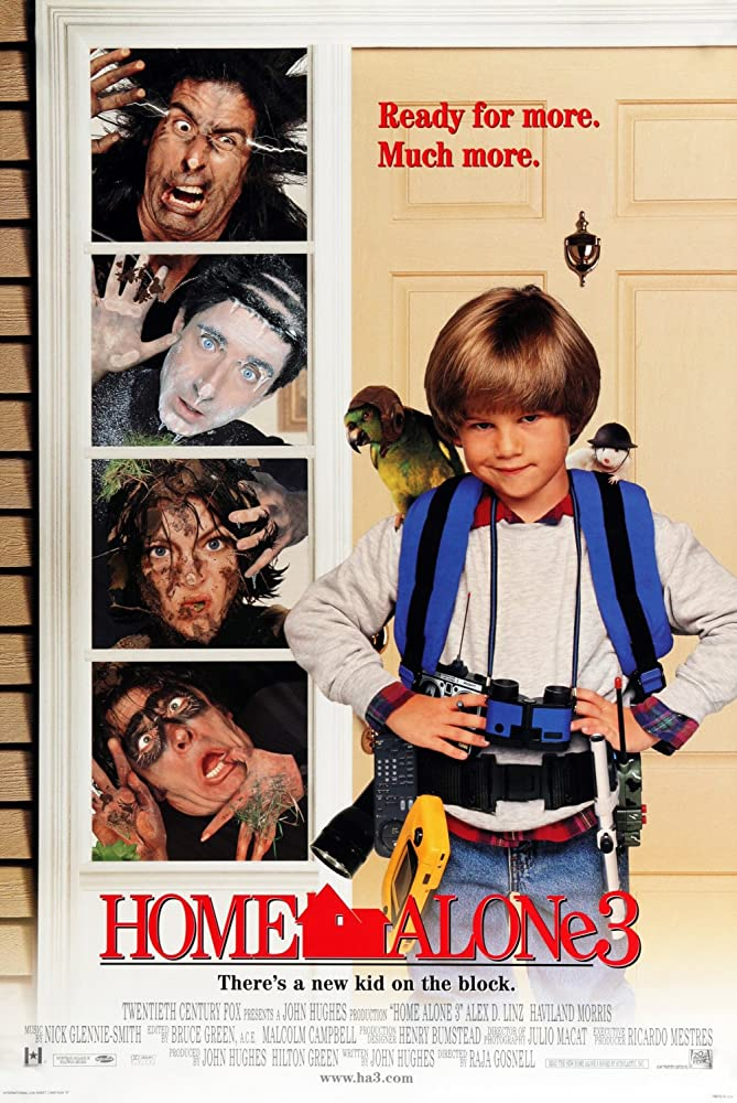 Home Alone 3 1997 Hindi Dual Audio 350MB BluRay ESubs 480p Download