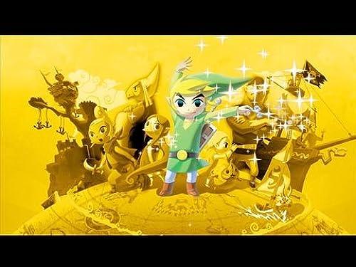 The Legend Of Zelda: The Wind Waker HD (VG)