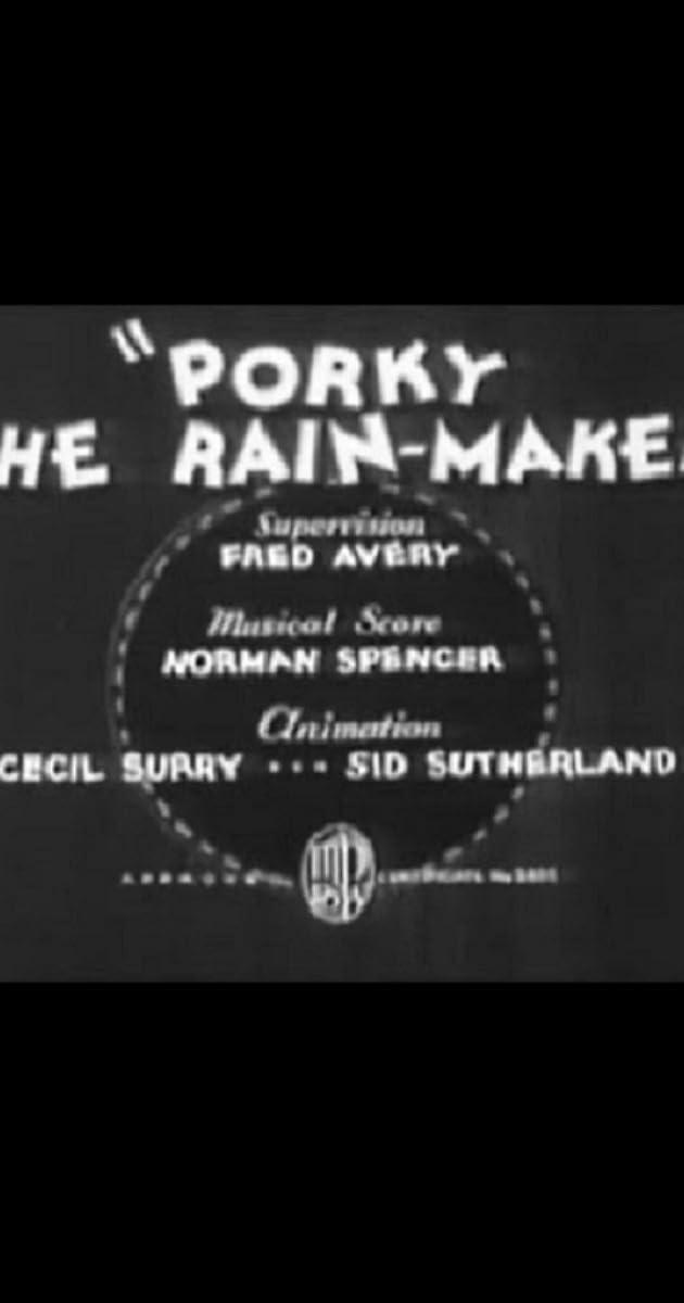 Porky The Rain Maker 1936 Imdb