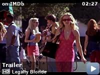 legally blonde free movie