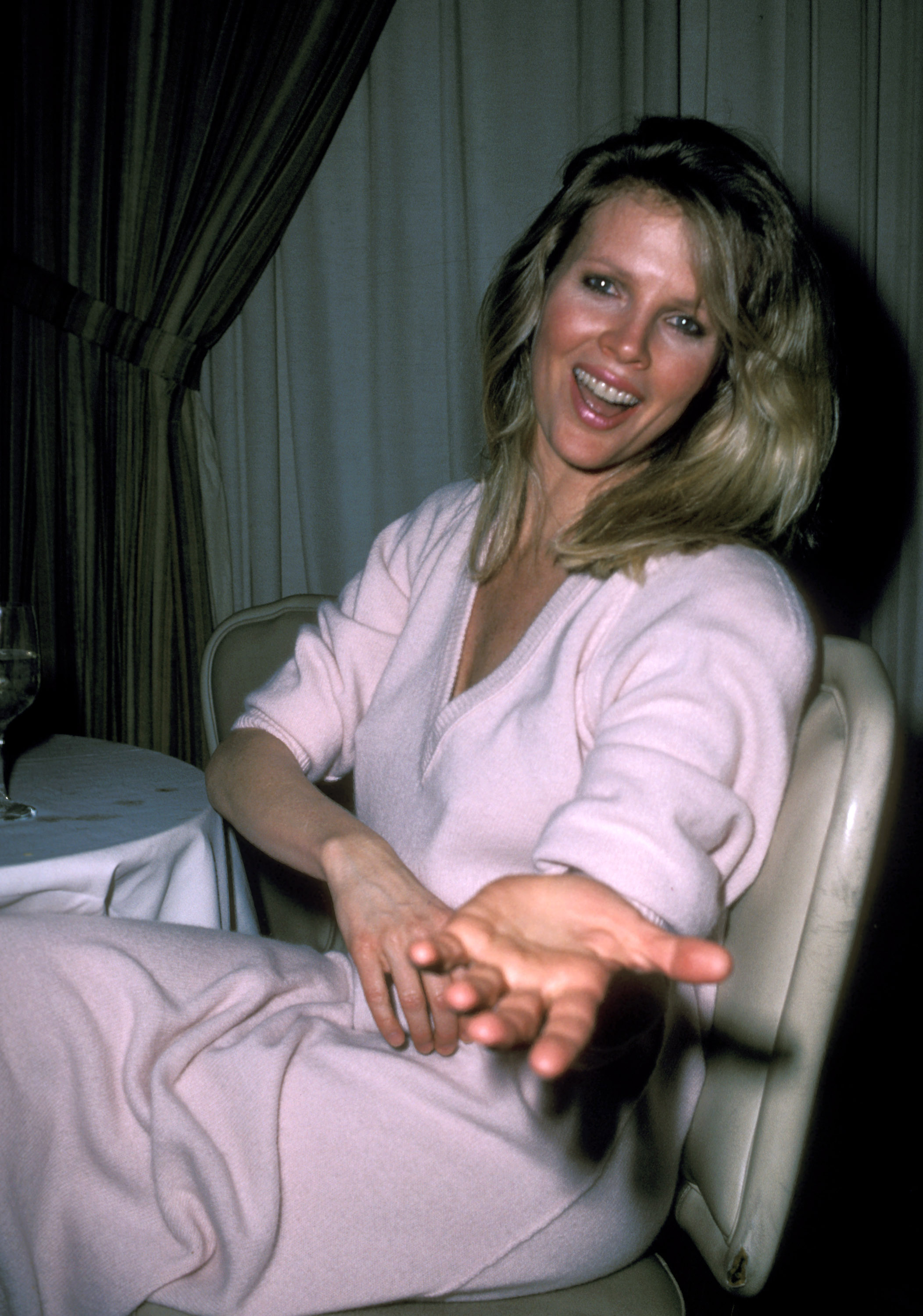 Kim Basinger at an event for Fool for Love (1985)