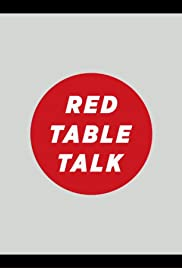 Red Table Talk Poster