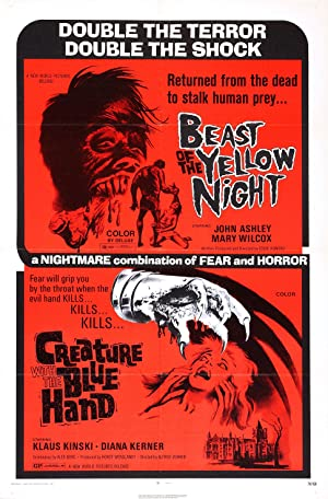 Where to stream The Beast of the Yellow Night