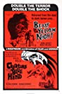The Beast of the Yellow Night (1971) Poster