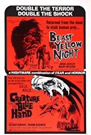 The Beast of the Yellow Night Poster