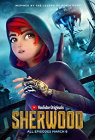Anya Chalotra in Sherwood (2019)
