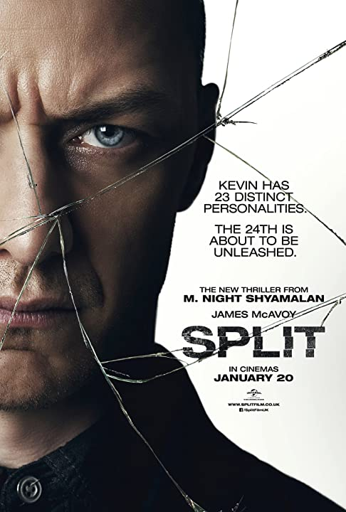Split (2016) Hindi Dubbed