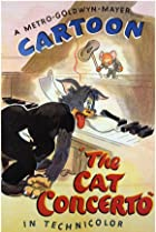 The Cat Concerto (1947) Poster