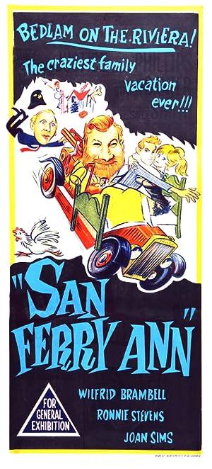 San Ferry Ann
