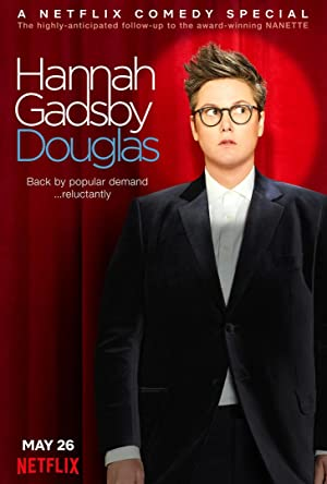 Where to stream Hannah Gadsby: Douglas