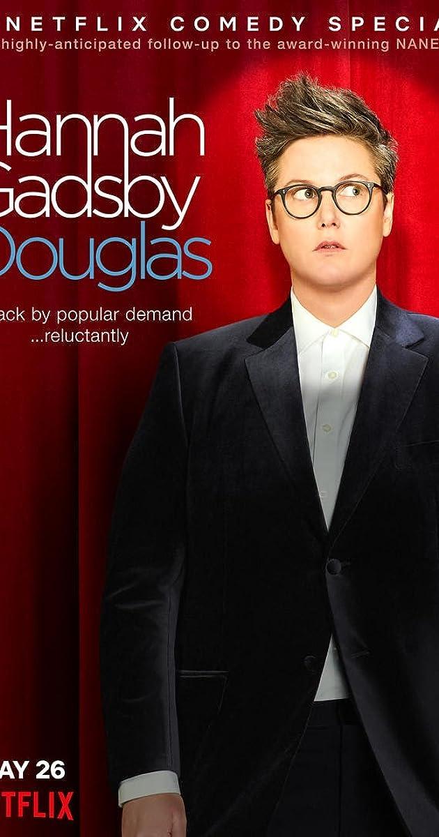 Subtitle of Hannah Gadsby: Douglas