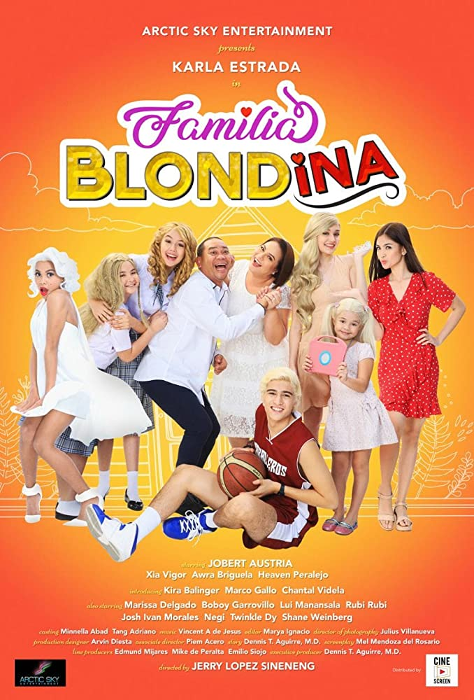 Familia Blondina (2019) HDRIP