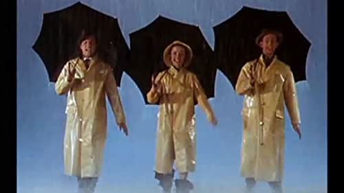 Trailer for the classic musical Singin' in the Rain, starring Gene Kelly, Donald O'Connor, and Debbie Reynolds.