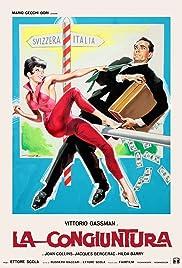 La congiuntura Poster