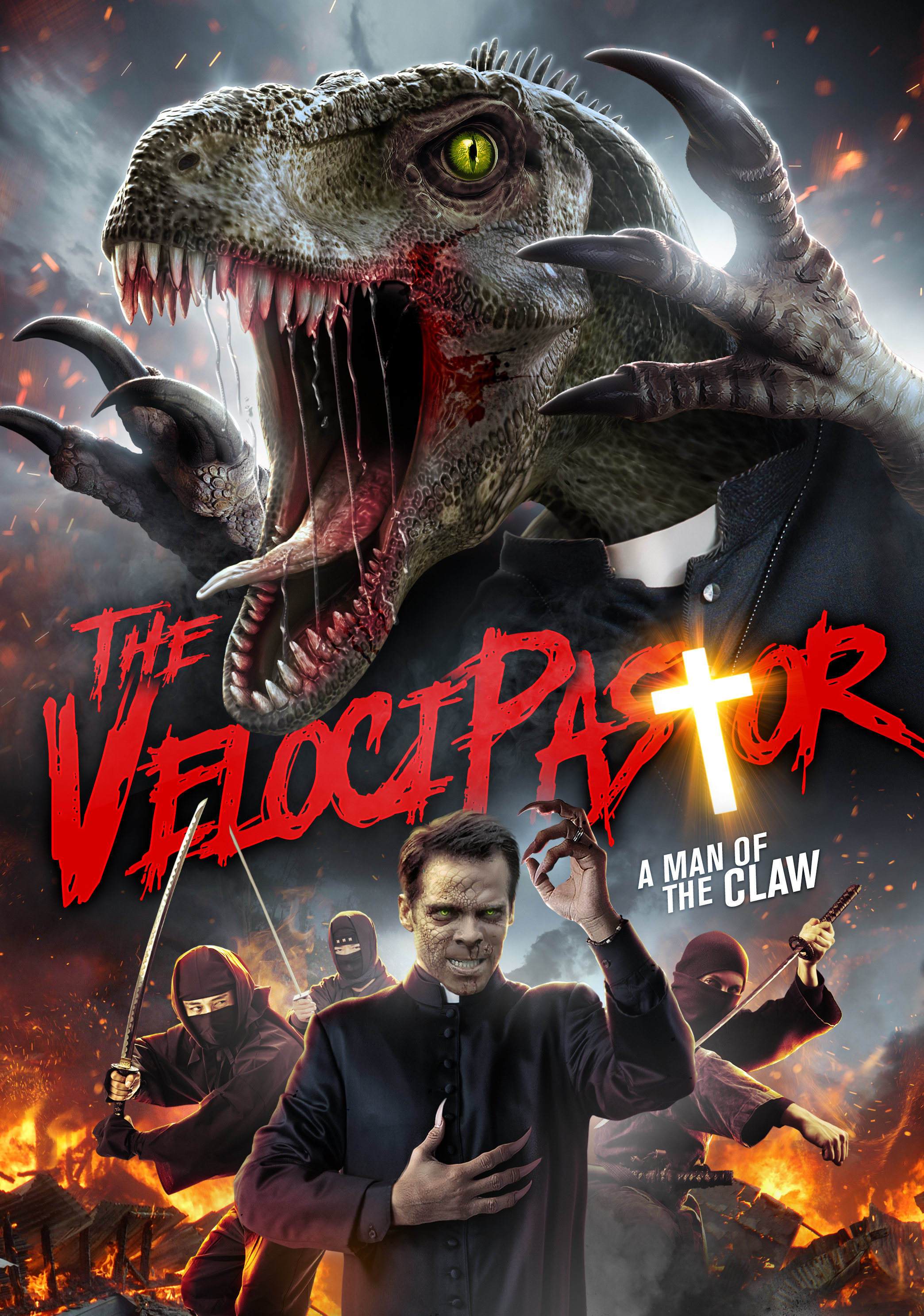 Image result for VelociPastor