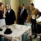 Bernard Émond, Élise Guilbault, Jean-Claude Labrecque, and Luc Picard in La femme qui boit (2001)