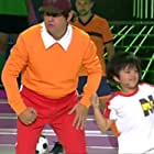 Miki Nadal and Fran López in Tu cara me suena mini - España (2014)